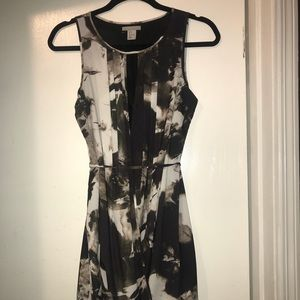 H&M cocktail dress size 2.